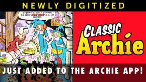 Newly Digitized Classic Comics – 4/24/19