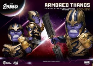 Thanos Armed For Endgame in New PREVIEWS Exclusive Egg Attack Action Figure from @beast_kingdom!   Full details:  http://ow.ly/PAfv30ojlAc pic.twitter.com/kCe62dLHGl