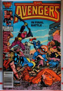 https://ebay.to/2UxtAlz #AVENGERS #277 NEWSSTAND VARIANT #MarvelComics CLASSIC ISSUE! #CaptainAmerica VS Baron Zemo #RogerStern #GeorgePerez #THOR #Thunderbolts #Endgame #1980s #comicbooks pic.twitter.com/wjQ8GsGYip