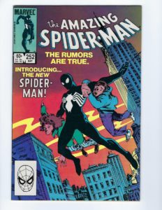 In stock at Cosmo's Comix - ASM #252 (NM condition).  Check out Cosmo's Comix launching 5/1/2019  #SpiderMan #MARVEL #comicbooks pic.twitter.com/aZhWCNzy95
