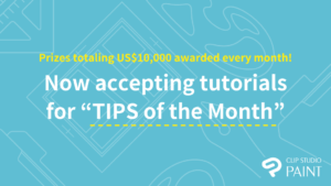 Post your tutorial on our theme of the month and share your art knowledge with creators all over the world! Each month, we'll select the best tutorials on Clip Studio Tips for the month's themes, giving away up to US$10,000 in prizes!   https://www.clipstudio.net/content/tips/en pic.twitter.com/O0m5CFfjCg