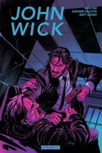 JOHN WICK HC  With the third movie coming up soon, catch up on the early adventures of #JohnWick  Collected for the first time tomorrow!  @JohnWickMovie @gregpak @Matt_Gaudio @TENapolitano @gio2286pic.twitter.com/iTklsqoWwn