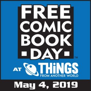 We've got signings at all three Oregon stores on #FCBD! You can meet @JamesAsmus @xtop @PaulTobin @steve_lieber @RonDanChan @Cattifer and @rob_sheridan! Check our event page  http://bit.ly/2vfUNKw  to see when and where!pic.twitter.com/ZTy8DYTejC