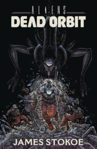 BACK IN PRINT: Featuring amazingly detailed art by James Stokoe, ALIEN: DEAD ORBIT gets a an over-sized hardcover from @DarkHorseComics! Find out more:  http://ow.ly/pFmg30ow3RT pic.twitter.com/WAwjQbTMBs