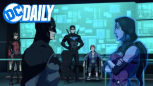 Today on #DCDaily, @JohnBarrowman visits for a read-along of his @CW_Arrow comic book! We also revisit @thedcuniverse's YOUNG JUSTICE: OUTSIDERS and preview the final episode of @Gotham:  https://yourdcu.com/dcd155pic.twitter.com/PEam0TlOJy