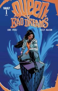 Its NCBD and the wonderful @weredawgz has their debut book out today!   Congrats to everyone involved y'all should be so proud of this electric series! Go get Queen of Bad Dreams today!    https://thevalkyries.co/queen-of-bad-dreams-comic-review-vault/… #NCBD pic.twitter.com/yQEx77wps1