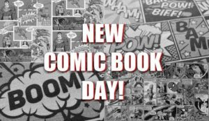 Happy #NewComicWednesday! #comics List:  http://bit.ly/2vhLdHb  Top #comicbooks this week: The Replacer Star Trek Year Five #1 Fearscape #5 Criminal #4 Electric Black #1 Punk Mambo #1 The Wicked + The Divine #43 The Wild Storm #22  #comicwednesday  #NCBD #indiecomics #TeamComicspic.twitter.com/0Jf9OVBUEi