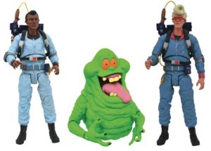 Ghostbusters Select Series 9 Action Figures from @CollectDST were the Top-Selling Toy of December 2018.  http://ow.ly/B20O30nmOol pic.twitter.com/kHdCCjnUye