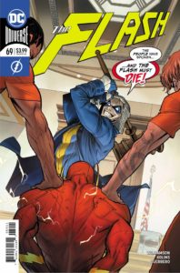 Preview: The Flash #69