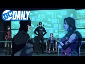 DC Daily Ep. 155: YOUNG JUSTICE: OUTSIDERS, Is Batman Doing the Right Thing?