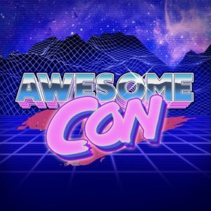 Pretty excited about @AwesomeCon, you guys!